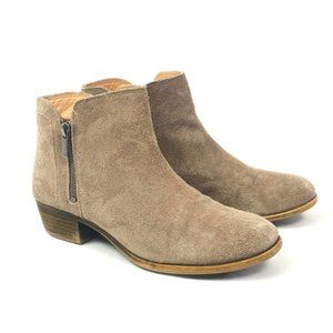 Lucky Brand Breah Ankle Boot